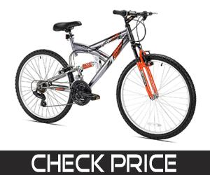 Northwood Aluminum Suspension Mountain Bike