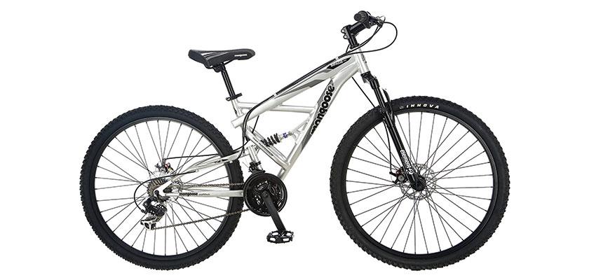 Mongoose Impasse Mens Mountain Bike