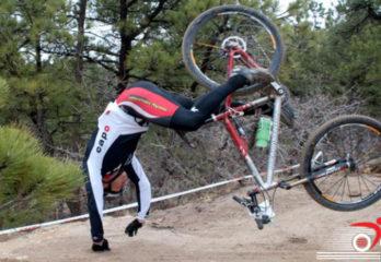 Mountain Bike Injuries
